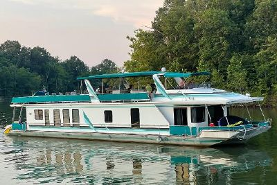 1998 Stardust Cruisers Houseboat