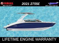2021 Yamaha Boats 275SE
