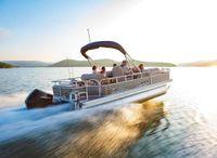 2022 Sun Tracker Fishin' Barge 22 XP3