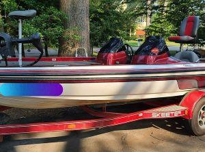 2004 Skeeter 225 Zx
