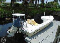 2005 Carolina Skiff Sea Chaser 180 Flats Series