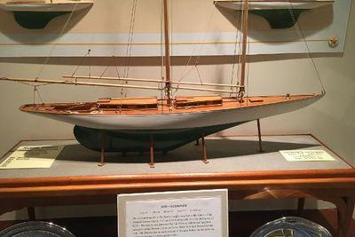 1913 Custom Stamford Yacht Club One Design