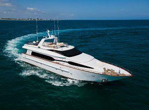 2001 Destiny 98 Motor Yacht