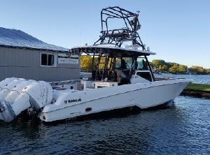 2020 Wellcraft 402 Fisherman