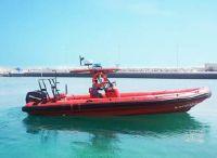 2021 Ocean Craft Marine 9.5M RHIB Professional Search and Rescue