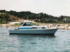 1966 Chris-Craft Corinthian Sea Skiff