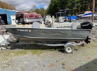 2009 Smoker Craft Super Fisherman 157  2008 Model Year
