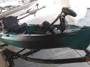2022 Old Town Canoes and Kayaks Sportsman AutoPilot 136