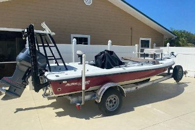 1998 Action Craft 1720 Bayrunner Special Edition
