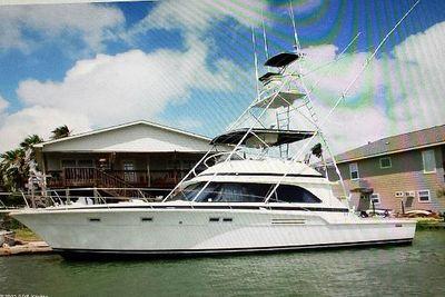 1986 Bertram 46.6' MKIII Sportfish Conv.