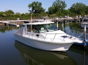 1997 Baha Cruisers 299 Fisherman