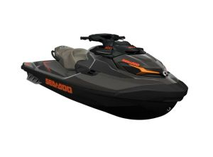 2021 Sea-Doo GTX 300 iBR & Sound System