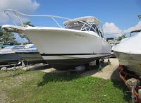 2006 Luhrs 28 Hard Top