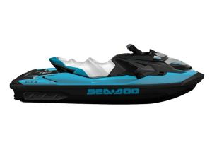 2021 Sea-Doo GTX 170 iDF & Sound System