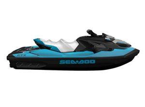 2021 Sea-Doo GTX 170 iDF & Sound System
