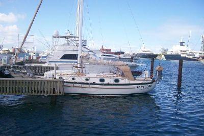 1988 Pacific Seacraft Crealock 37