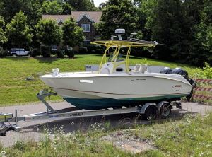 Boston Whaler 240 Outrage boats for sale - Boat Trader