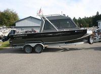 2015 Alumaweld Intruder Outboard 22