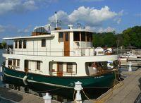 2005 Custom Trawler Jay Benford NA design