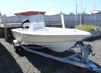 2007 Sea Pro SV1700CC Bay Boat