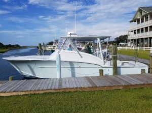 2014 Custom Carolina Hudson Boat Works