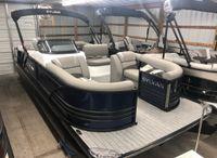 2021 Sylvan S3 CLZ Tritoon - In Stock