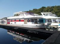2001 Monticello 16 x 65 Yacht Houseboat