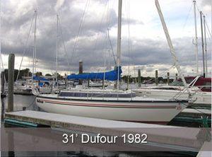 1982 Dufour 31