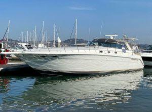 1996 Sea Ray 50 Sundancer Rebuilt Engines