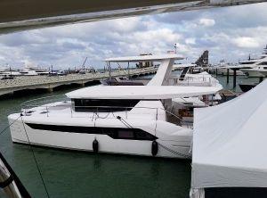 2021 Leopard 53 Solar Powered Catamaran