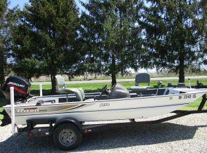 2002 Triton 175 Crappie