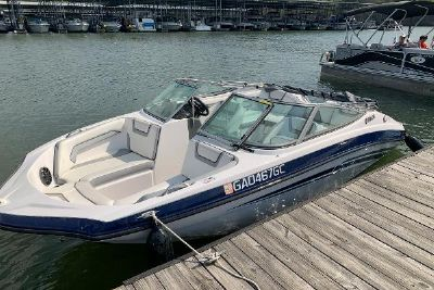 2017 Yamaha Outboards SX190 (with trailer)