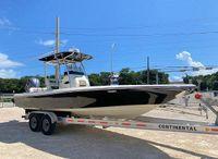 2014 ShearWater 26 LTZ Bay Boat