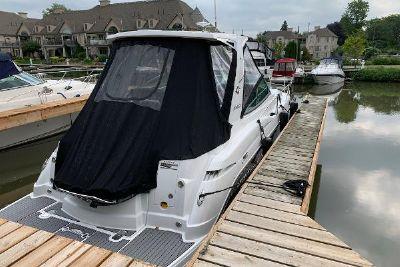 2021 Monterey 335 Sport Yacht