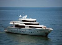 2022 Johnson Motor Yacht w/On Deck Master