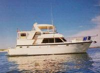 1983 Hatteras 48 Cockpit Motoryacht