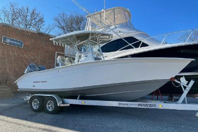 2021 Cape Horn 24 XS
