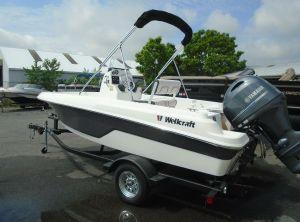 2021 Wellcraft 162 Fisherman