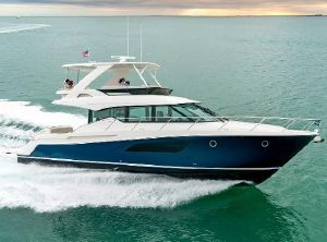2021 Tiara Yachts F53 Flybridge