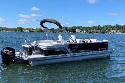 Tahoe Pontoon Boats For Sale Boat Trader