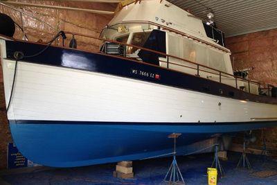 1973 Grand Banks Classic Twin Diesel Trawler
