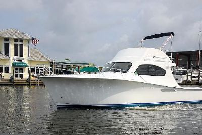 2014 Ocean Yachts 37 Billfish