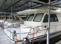 1998 Gibson 50 ft Cabin Yacht