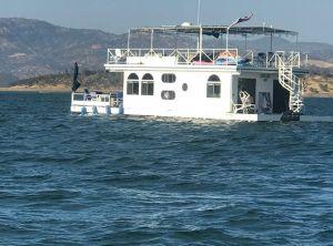 1999 Custom Houseboat