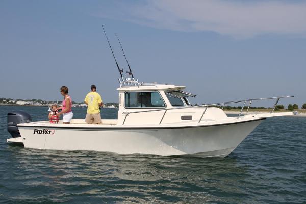 Parker 2320 Sl Sport Cabin boats for sale - Boat Trader
