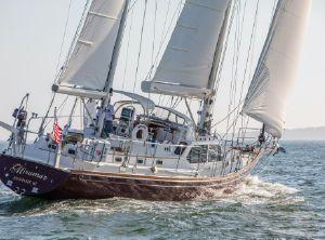 2013 Shannon 55 RDP - Raised Deck Pilothouse