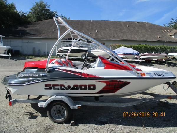 Sea-doo Speedster boats for sale - Boat Trader