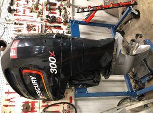 2001 Mercury 300X Racing