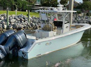 2017 Sea Hunt Gamefish 30