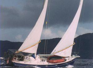1980 Freedom Yachts Freedom